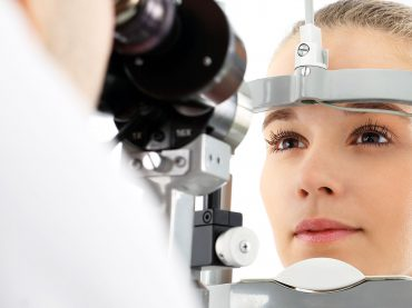 45679042 - eye examination.